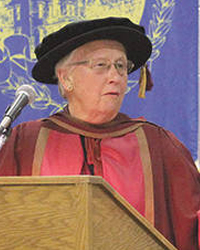 Cottey College Commencement Speaker