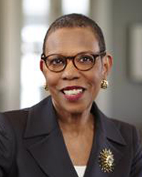 President Dr. Campbell of Spelman College