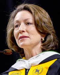 Salem College Commencement Speaker